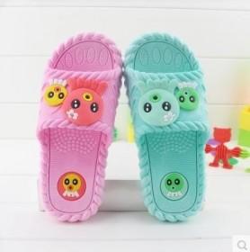 2017儿童拖鞋女童男童中大童可爱韩版室内防滑凉拖