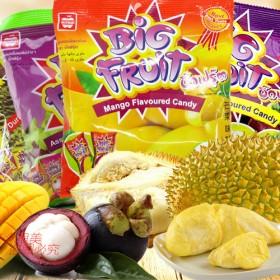 泰国Big Fruit水果糖