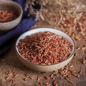 【限地区】500g元阳农家梯田优质红米粽子五谷杂粮