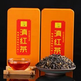 买1送1共600g滇红茶