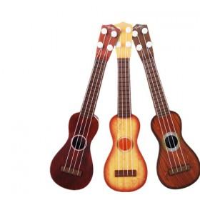 儿童迷你仿真尤克里里小吉他琴音乐玩具可弹奏男女礼物