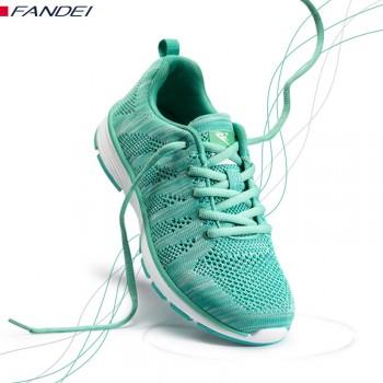 女鞋夏休闲鞋摇摇鞋女网面透气运动鞋女跑步鞋女旅游鞋