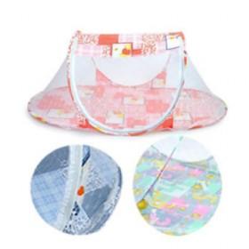 免安装可折叠夏季婴儿蚊帐罩宝宝蒙古包有底新生儿童床