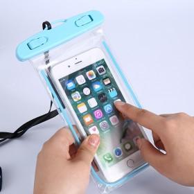 手机防水袋通用6s7plus触屏防尘包