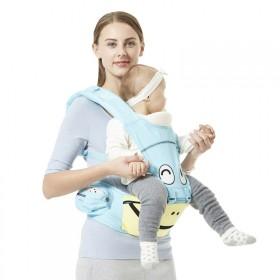 拇指姑娘婴儿背带腰凳四季通用