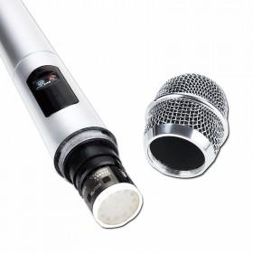 yunque无线录音手持麦克风话筒两支装专业K歌
