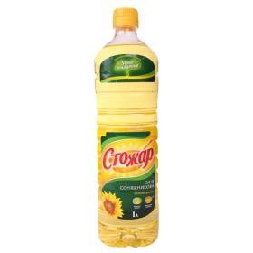 STOZHAR原瓶进口非转基因葵花籽油