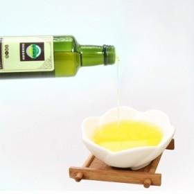 直接喝的冷榨一级亚麻籽油500ML