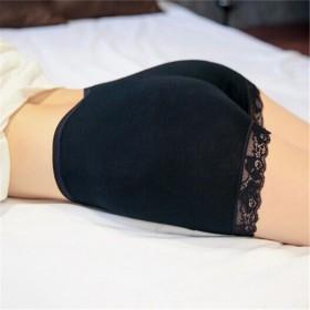 冰丝蕾丝花边打底裤百搭莫代尔女士短裤
