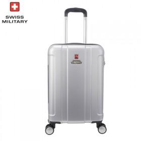 瑞士军工20英寸拉杆箱万向轮登机箱旅行箱行李箱