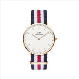 丹尼尔惠灵顿DW手表尼龙表带手表男女款石英表