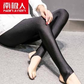 夏季薄款 已卖上千件 80-150斤外穿修身光泽裤