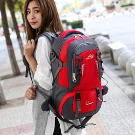 2017新款男女通用户外旅行登山野营大容量防水背包