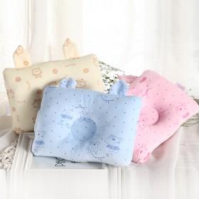 能久婴儿枕头0-1岁定型枕防偏头矫正6个月新生儿