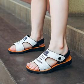2017新款儿童凉鞋男童夏季童鞋软底中小童沙滩鞋韩