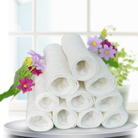 【10条装】可洗尿布婴儿纯棉尿布