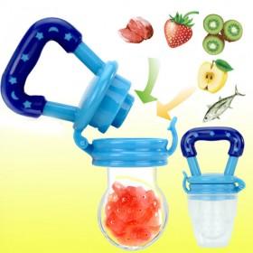 婴儿果蔬食物咬咬袋水果蔬菜乐奶嘴辅食器宝宝磨牙棒
