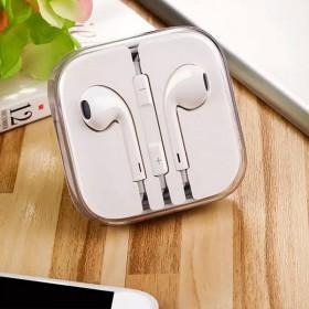 苹果耳机数据线入耳5耳机麦手机耳耳塞有线通用