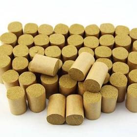 正宗蕲艾源产地黄金绒艾柱加粗54粒亏本充量