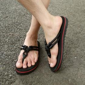 男拖鞋夏季潮人凉拖鞋室内防滑浴室拖鞋室外夹脚拖鞋