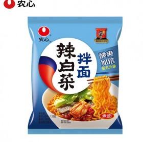 农心乌龙面/韩国辣白菜拌面/土豆排骨面泡面