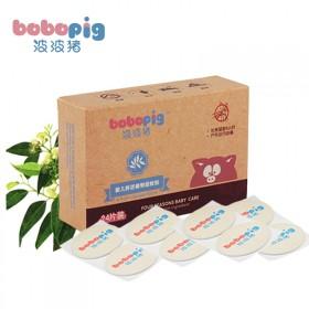 三盒装婴儿植物驱蚊贴新生儿宝宝防蚊贴
