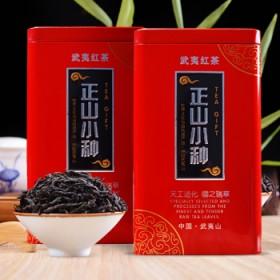 买一赠一500g正山小种红茶