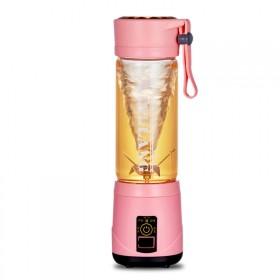 西布朗充电式便携榨汁杯电动迷你果汁杯玻璃多功能小型