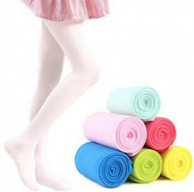买一送一 天鹅绒女童加档连裤袜 新款糖果色舞蹈袜儿