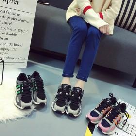 夏季新款透气镂空女鞋运动鞋