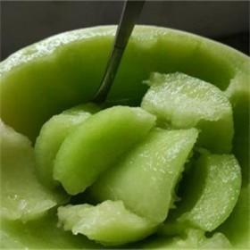 超甜5斤玉菇绿肉甜瓜老少皆宜有感纯甜多汁坏果包赔