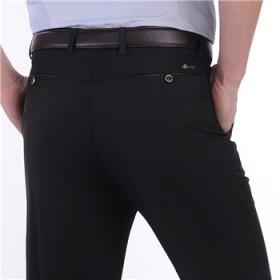 中老年男士夏季薄款休闲西裤运动裤