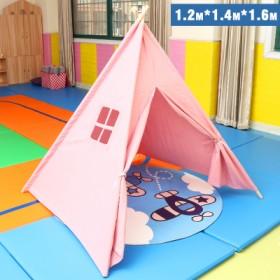 印第安儿童帐篷室内游戏屋宝宝玩具房影楼摄影道具ch