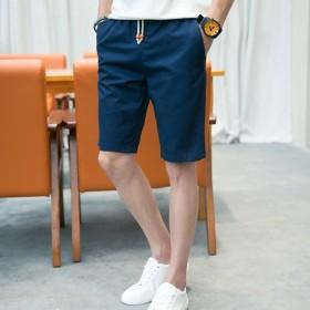 男短裤休闲裤夏季运动五分裤速干沙滩裤5分裤学生短裤