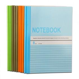 10本每本40页 A5学生笔记本文具 办公记事本