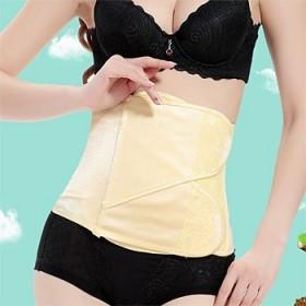 产后塑身收腹带产妇束腹带剖腹顺产收腰带春夏季薄款