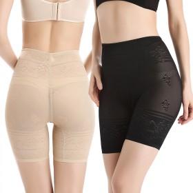 女士夏季冰丝塑身收腹收腰提臂平腿内裤打底