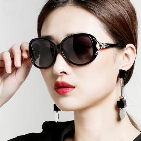 拓外太阳镜女新款时尚复古偏光镜