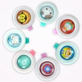 6个装韩国婴儿驱蚊扣宝宝孕妇老人小孩成人随身防蚊扣