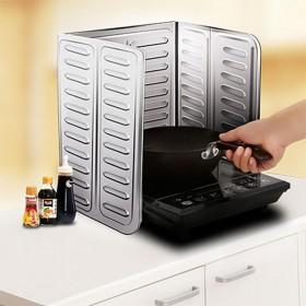 两个装 创意厨房用具用品煤气灶台挡油板