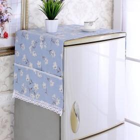冰箱罩冰箱巾多用巾