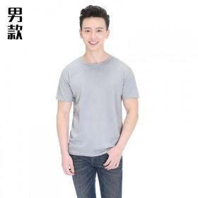 白搭夏季t恤短袖棉速干衣