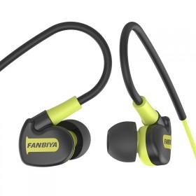 入耳式运动耳机电脑手机通用耳塞式耳麦苹果重低音魔音
