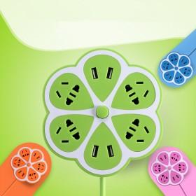 限量亏智能USB多功能插座创意礼品家居用品生活日常