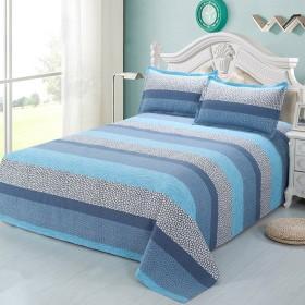 天然老粗布床单多规格