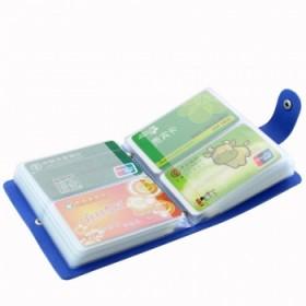 大容量多卡位卡套男女式防消磁卡夹64/40卡位卡夹