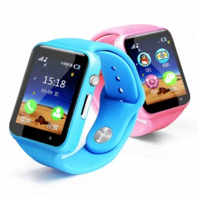 炫橙GT08智能手表电话手机成人儿童手表定位触摸屏