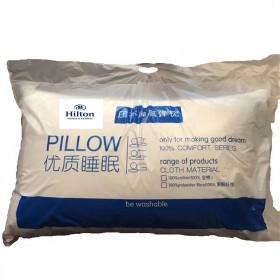 Hilton枕头 星级酒店枕芯 护颈枕 睡眠博士枕