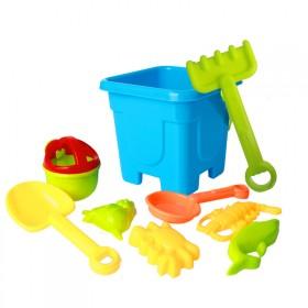 婴幼儿童沙滩玩具套装0-3岁宝宝玩沙戏水洗澡工具