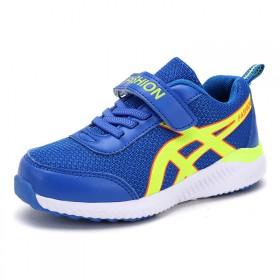小中大儿童童网面透气童鞋运动鞋防滑耐磨鞋底